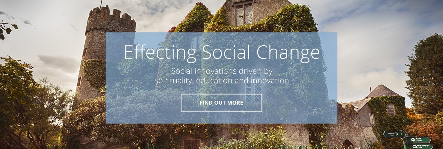 Affecting Social Change