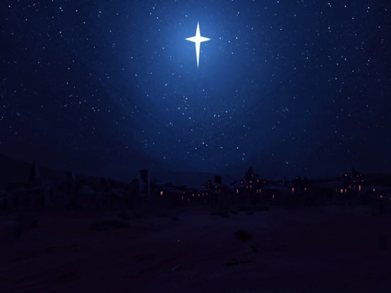Christmas Worship Backgrounds Freestar Of Bethlehem